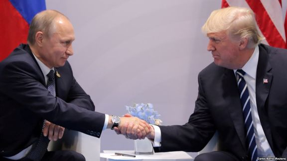 تر امپ دعوت پوتین برای دیدار در فرانسه را پذیرفت / برگزاری نشست پوتین و ترامپ قطعی نیست