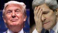 جان کری: هر چیزی که ترامپ گفت غلط است؛ ختم ماجرا