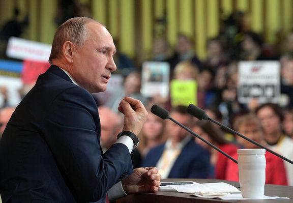 آمریکا علیه روسیه دوباره تحریم های سخت تری بسته است