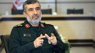 فرمانده سپاه: دروغ ترامپ درباره پهپاد ایرانی آنقدر بزرگ بود که خودمان اول باور کردیم