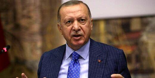 شرط جدید اردوغان برای خروج از سوریه