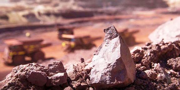 ذخایر سنگ آهن کشور به ۲ میلیارد و ۷۳۶ میلیون تن رسید