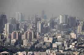 منشا بوی تهران مشخص شد