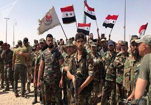 آغاز عملیات ارتش سوریه علیه آخرین گروههای باقی مانده از داعش