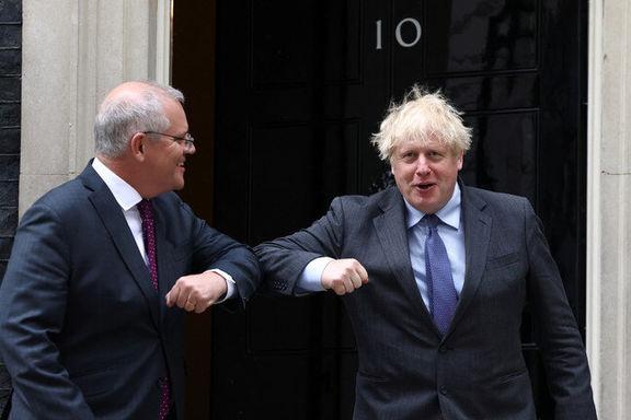 انگلستان و استرالیا بر روی تجارت آزاد به توافق رسیدند