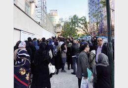 سوال جنجالی مجری تلویزیون از فرمانده انتظامی تهران بزرگ در برنامه زنده  + فیلم