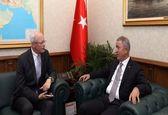 ترکیه و آمریکا در حال توافق برسر سوریه