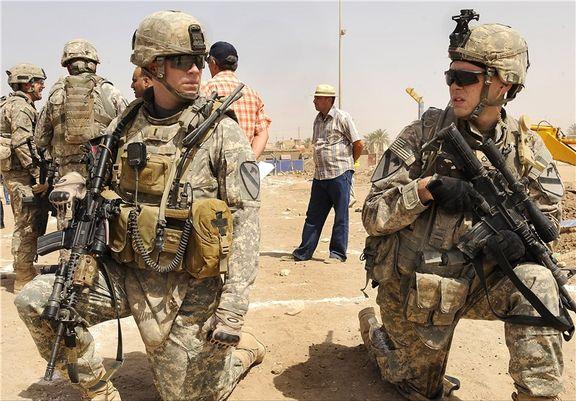 کاهش نیروهای آمریکایی در عراق توسط پنتاگون تایید شد