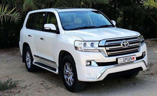 قیمت خودرو تویوتا در بازار
