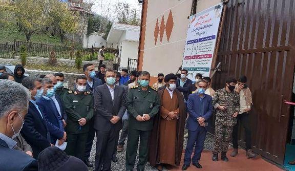 افتتاح 2887 پروژه محرومیتزدایی در هفته بسیج