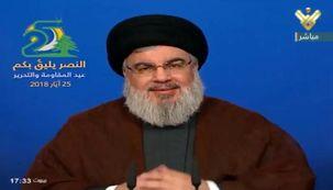 سید حسن نصرالله: آمریکا بر ایران فشار می آورد تا کمک به مقاومت را متوقف کند