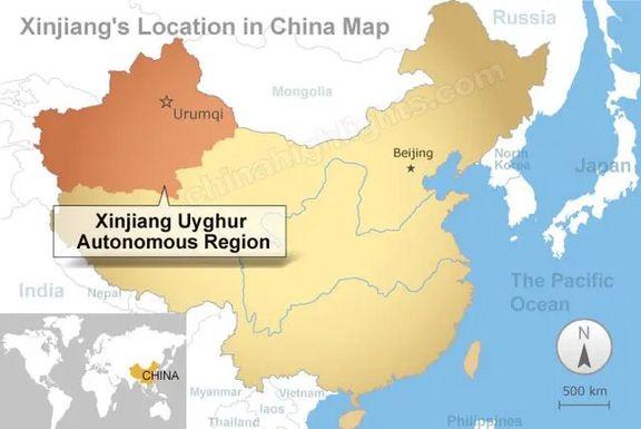 افرادی که پاسپورت آمریکایی دارند نمی توانند به سین کیانگ چین سفر کنند