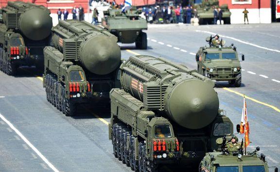 برگزاری رزمایش هستهای روسیه