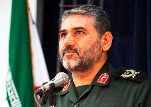 شاهوارپور فرمانده قرارگاه اربعین سپاه در خوزستان شد