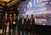 کسب رتبه برتر کارگزاری عضو بورس تهران در لیگ قهرمانان نهاد بین المللی فیاس