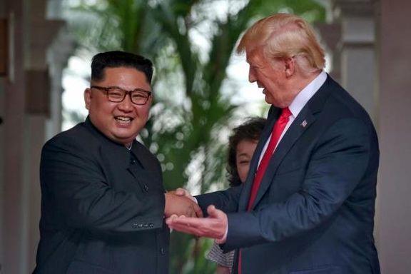 ترامپ:مطمئنم که اون به دستی که به هم دادیم  وفادار می ماند
