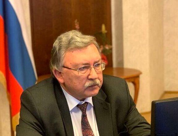 اولیانوف: مذاکرات هستهای تا ساعات آینده ادامه خواهد یافت