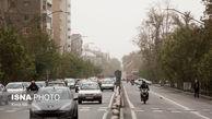کیفیت هوای تهران در شرایط ناسالم برای همه گروه ها قرار گرفت