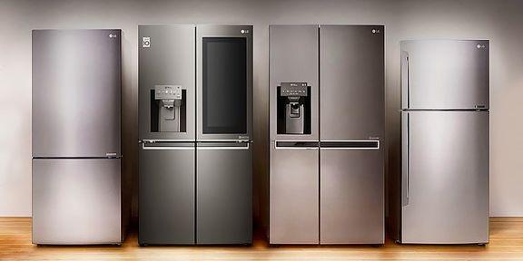 انواع یخچال و فریزر با برندهای مختلف+ قیمت