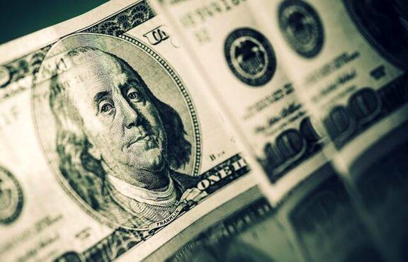 ریزش قیمت جهانی دلار متاثر از افزایش نرخ تورم امریکا