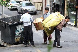 زباله گردی صنعتی پرسود/ درآمد روزانه ۵۰ تا ۸۰ هزار تومان