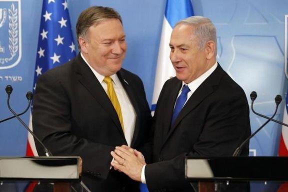 پمپئو، نتانیاهو را به کنفرانس بین المللی ضدایرانی در لهستان دعوت کرد