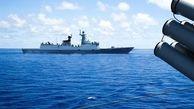 هشدار نیروی دریایی چین به ناو آمریکایی به دلیل دخالت در امور دریایی این کشور