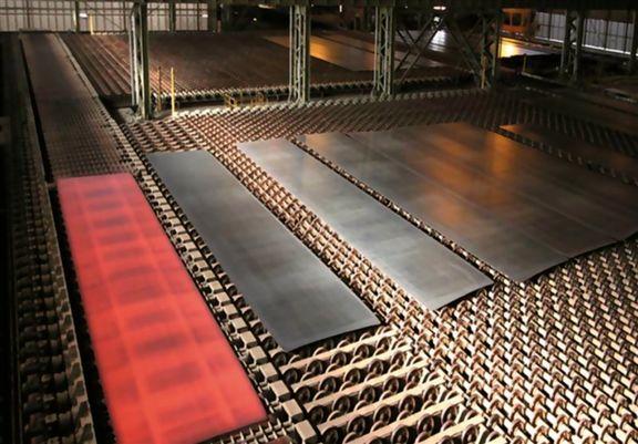 سقف رقابت در بورس کالا برای ورق گرم فولاد آزاد اعلام شد