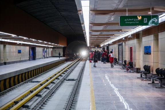 جزئیات درگیری خونین بین دو جوان در  متروی مشهد