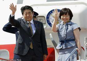 شینزو آبه به مسکو رفت / تلاش نخشت وزیر ژاپن برای حل اختلاف بر سر جزایر مورد مناقشه