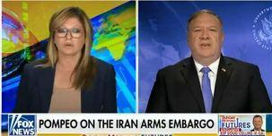 پمپئو : همه تلاش خود را می کنیم تا تحریم ها علیه ایران اجرا شود