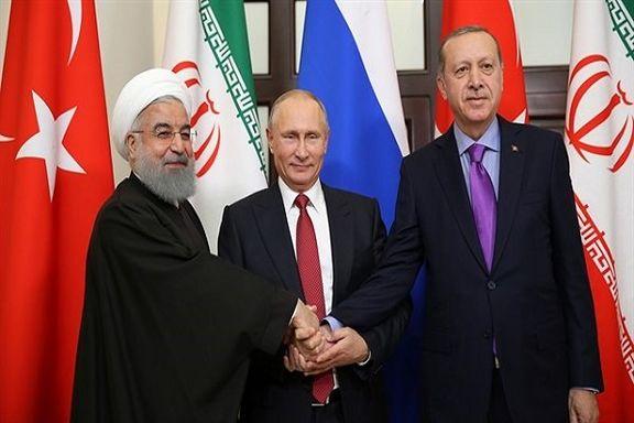 تاریخ دیدار سران روسیه، ایران و ترکیه مشخص نشده است