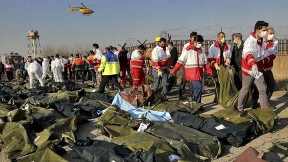 بازداشت سه نفر در ماجرای سقوط هواپیمای اوکراینی