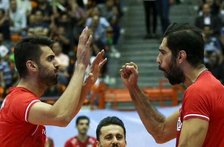 بازتاب قهرمانی والیبال ایران در شبکه های اجتماعی
