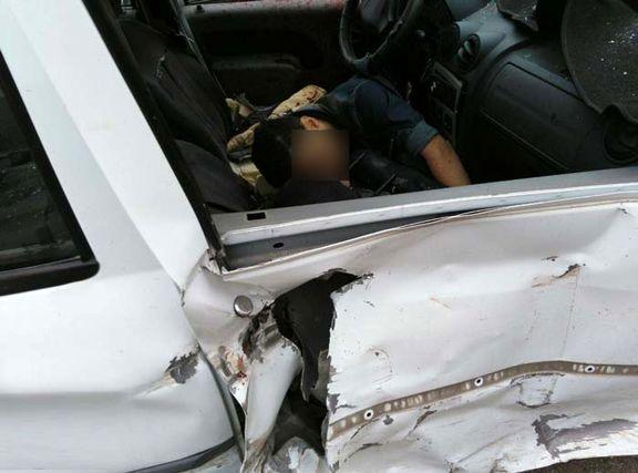 تصادف مرگبار در گنبد کاووس 10 نفر را به کام مرگ کشاند