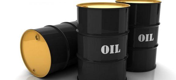 بهای نفت کاهشی شد
