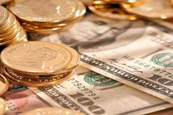 قیمت دلار در بازار آزاد 27 هزار و 100 تومان است / افزایش قیمت سکه به 13 میلیون و 350 هزار تومان