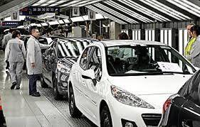 کمک فرانسه به صنعت خودروسازی کشور خود با بسته شدن کارخانه ها