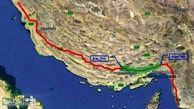 نفت ایران به سواحل مکران رسید