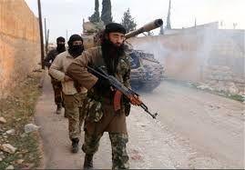 کردهای تحت حمایت ائتلاف آمریکا برای خروج تروریست ها از شرق فرات دست به کار شدند