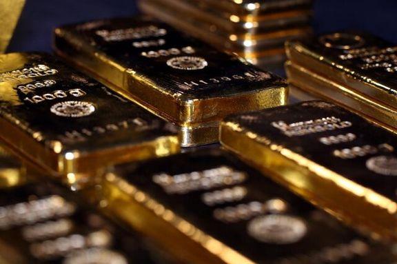 طلا در بازار جهانی همچنان کاهش می یابد/هر انس طلا 1539 دلار