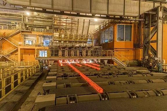 افزایش ۱۰ درصدی تولید فولاد ایران در ۷ ماه نخست سال جاری میلادی