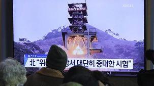 ادامه آزمایش های موشکی کره شمالی