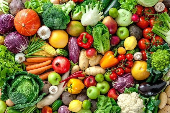 گوجه سبز کیلویی 20 هزار تومان/زردآلو کیلویی 33 هزار تومان