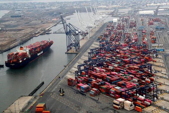 افزایش سهم چین و شرق آسیا از تجارت جهانی
