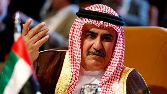 بحرین: نمی خواهیم نظام ایران تغییر کند