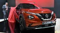 رونمایی از جدیدترین مدل خودروی نیسان جوک+ عکس