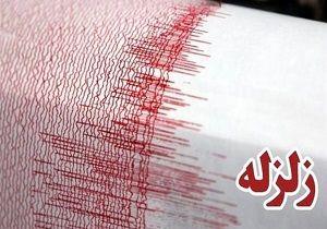 وقوع زمین لرزه در قلعه خواجه خوزستان