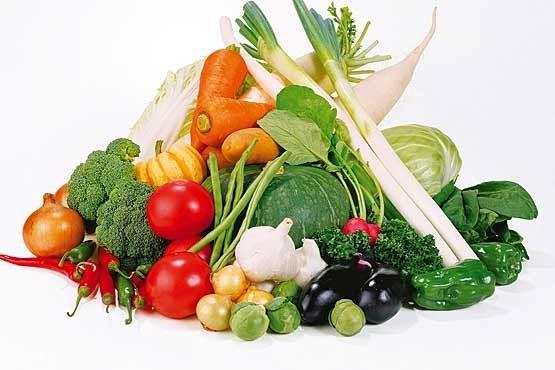 قیمت انواع سبزیجات برگی و غیر برگی در میادین میوه و تره بار