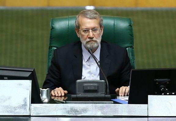 لاریجانی:  اصلاحیه ساختار بودجه هنوز آماده نیست/ اگر لازم شد دولت لایحه اصلاحیه میآورد